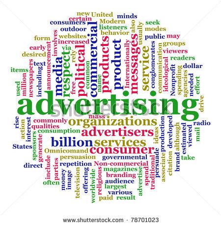 stock-photo-illustration-of-advertising-concept-advertisement ...